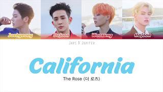 Lyrics The Rose – California + Translation