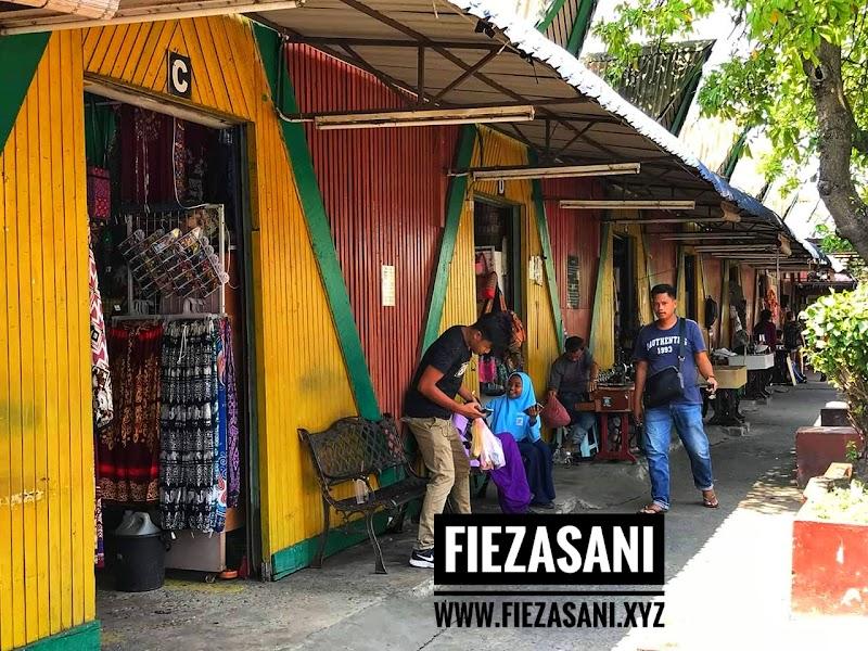 Kota Kinabalu Kami Terjah Part 11 - Pasar Filipina Dan Cenderahati