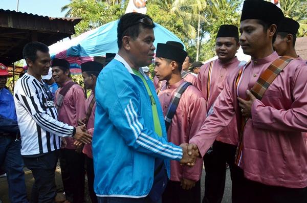 Baru Dibentuk, Kinerja Dubalang Desa Mulai Terlihat
