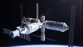 """حطام محطة الفضاء الصينية """"تيانقونغ-1"""" يصل الأرض خلال أيام"""