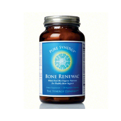 Organic Pharmacy recommends Bone Renewal, a natural way to keep your bones strong and healthy throughout your life.