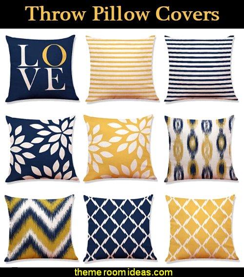 Throw Pillow Covers Throw Pillows FUN PILLOWS decorative pillows