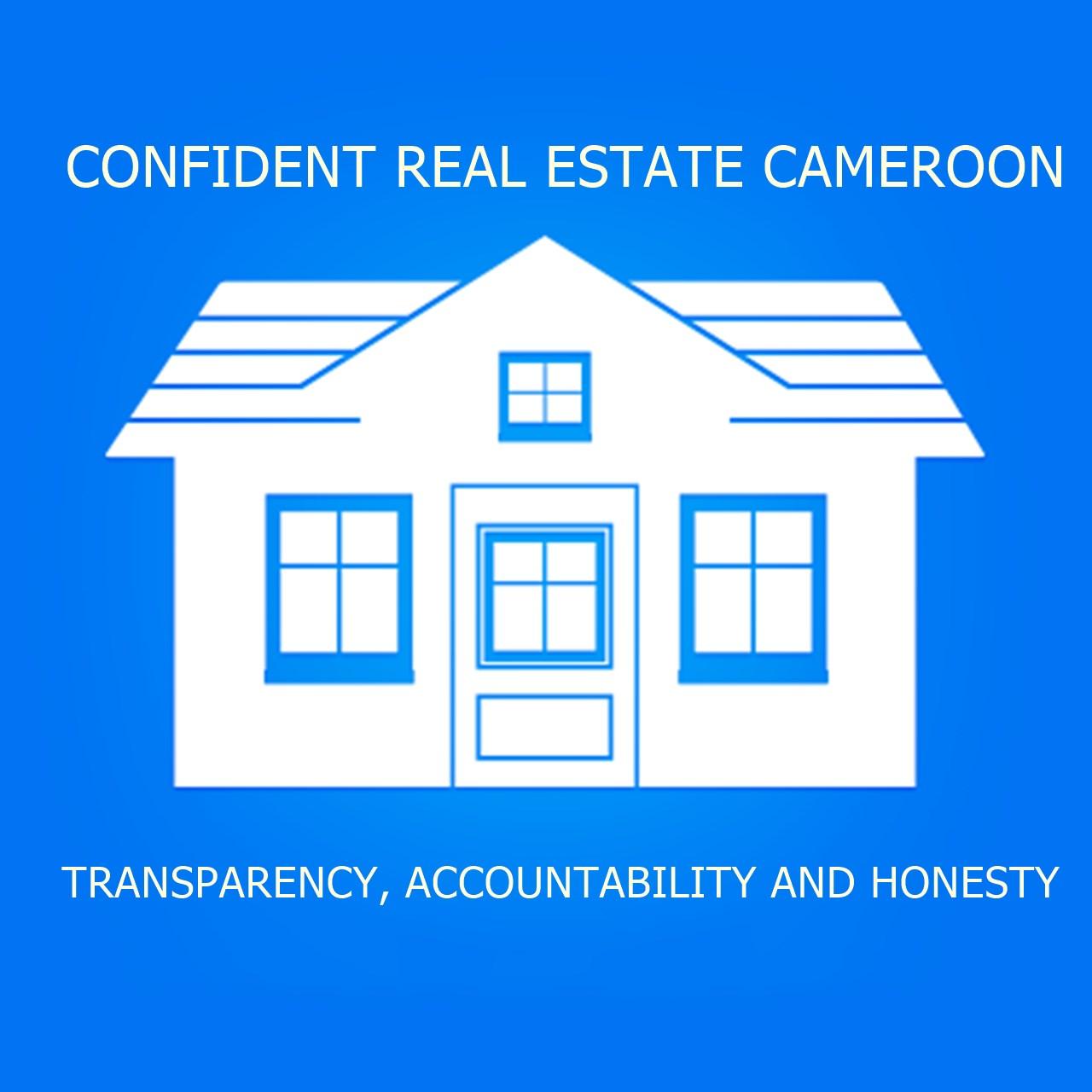Confident Real Estate Cameroon Logo