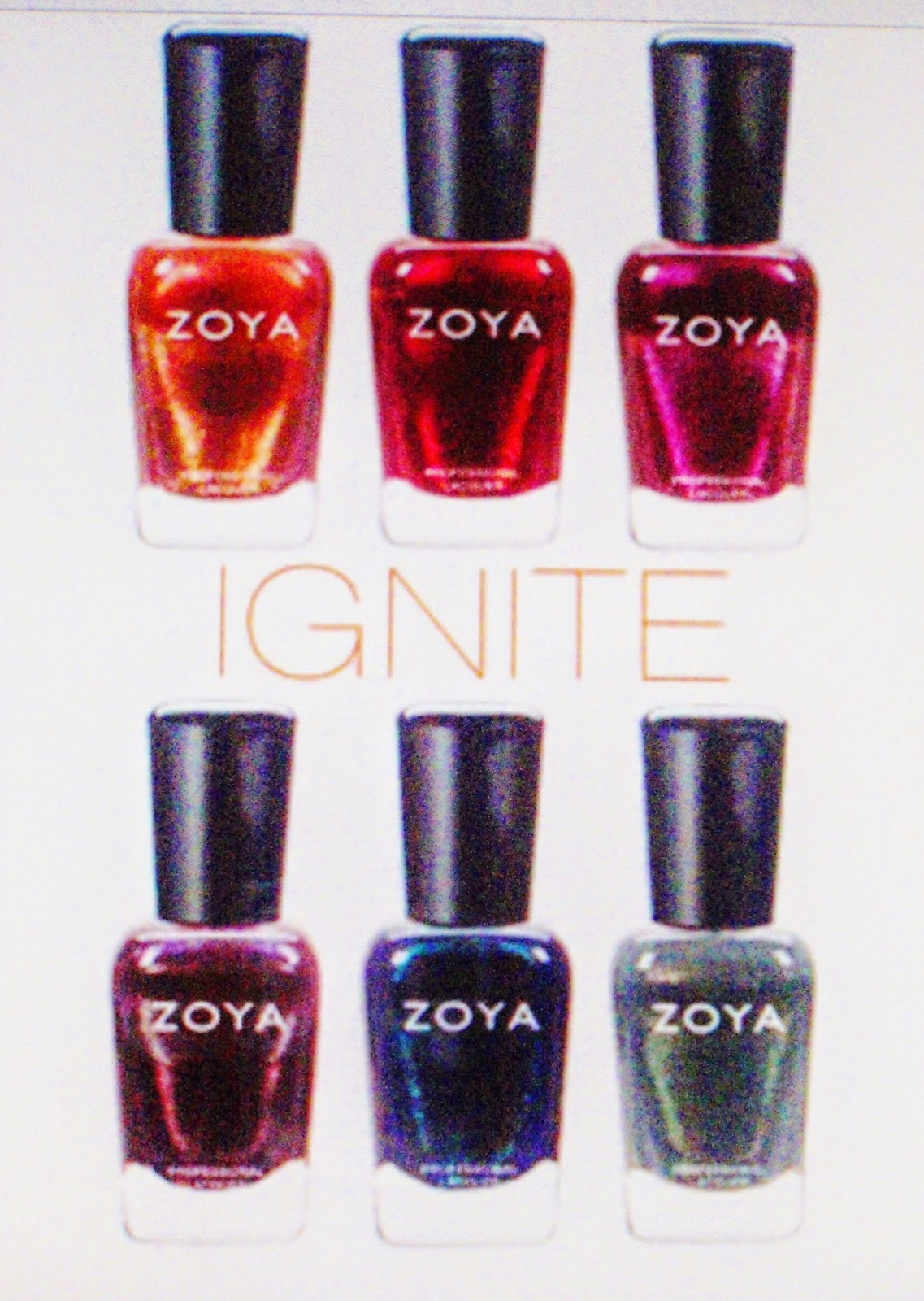 zoya ignite