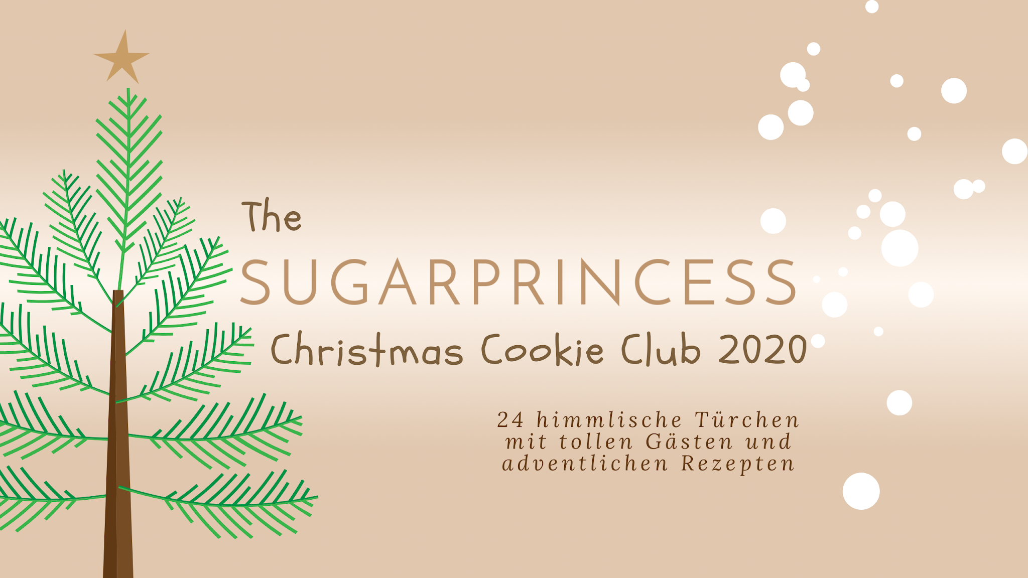 Sugarprincess Christmas Cookie Club 2020