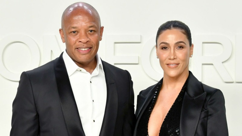 Dr Dre's Wife, Nicole Young Demands $2 Million Every Month In Divorce Battle After 24-Year Marriage Crashed #Arewapublisize
