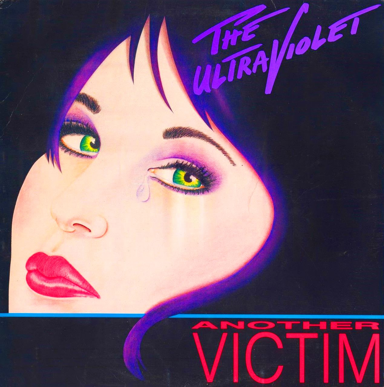 The Ultraviolet Another victim 1986 aor melodic rock