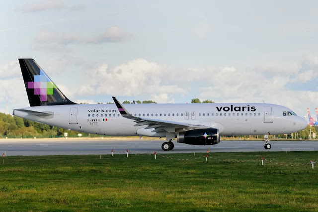 Volaris Airbus A320-200