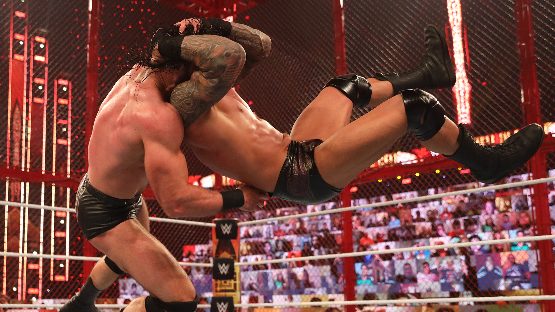 Randy Orton vence Drew McIntyre e conquista o WWE Championship