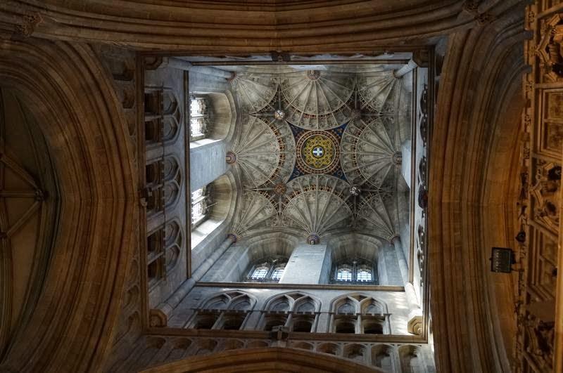 cúpula Catedral de Canterbury