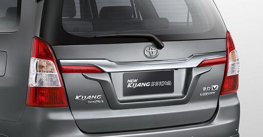 Grand New Kijang Innova V 2015 All Corolla Altis 2020 Eksterior Toyota 2014 Promo Dealer Mobil Front Fog Lamp