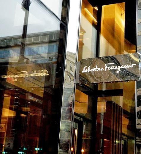 Dc City Center: Ferragamo Opens At City Center DC