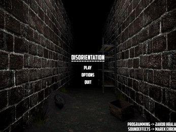 Free Game Horror Disorientation PC
