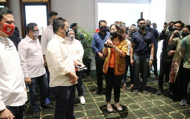 Wagub DKI Jakarta Cek Kesiapan Bioskop