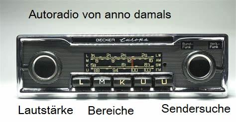 Autoradio Kassel