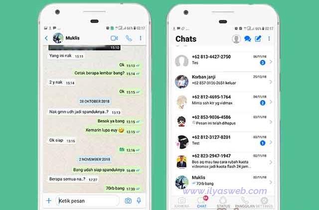 Tema Whatsapp Iphone