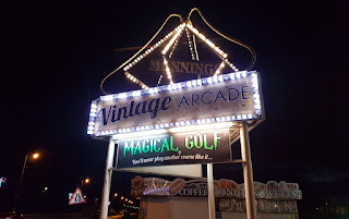 Magical Crazy Golf at Manning's Amusements in Felixstowe