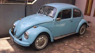 Mobil klasik yang populer di Indonesia (volkswagen/vw)