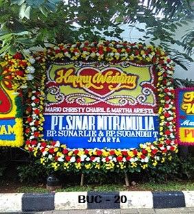 Toko Bunga Kelapa Gading Barat Jakarta Utara