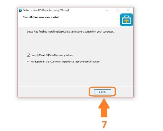 طريقة إستعادة جميع ملفاتك المحذوفة مع برنامج EaseUS Data Recovery Wizard