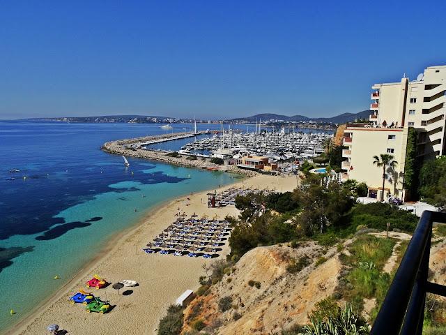 zatoka Portal Nous, wakacje na Majorce, gdzie?