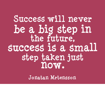 Success In Future Quotes