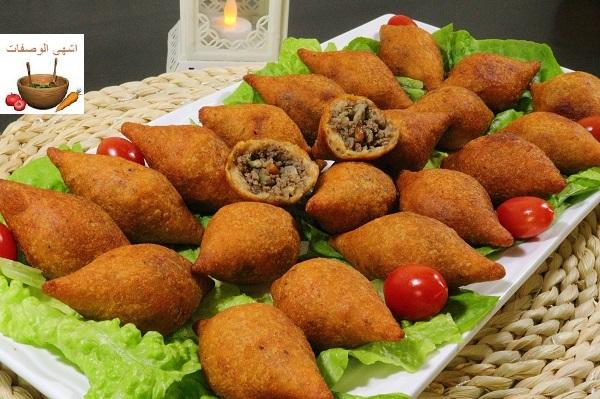 كبة البطاطا المقرمشة الشهية مع طريقة تفريزها لشهر رمضان المبارك