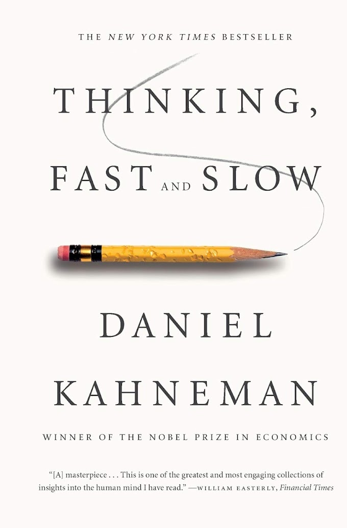 Thinking Fast and Slow by Daniel Kahneman Ebook Download