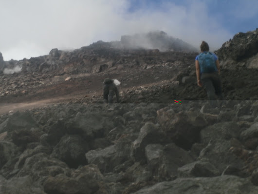 soputan volcano summit point trip 22 april 2017