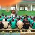 Babinsa Koramil 04 Karanganyar Beri Pembekalan Wawasan Kebangsaan Kepada Siswa SMK Diponegoro