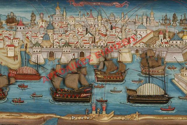"""22 Αυγούστου 1686: Οι Ενετοί καταλαμβάνουν το Ναύπλιο και το ονομάζουν """"Νάπολι ντι Ρομανία"""""""