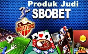Mengenal Produk Judi Sbobet Online