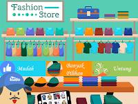 Jual Beli Baju Online di Kudo itu Mengasyikan