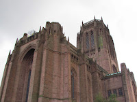 Liverpool; Catedral; Cathedral; Cathédrale