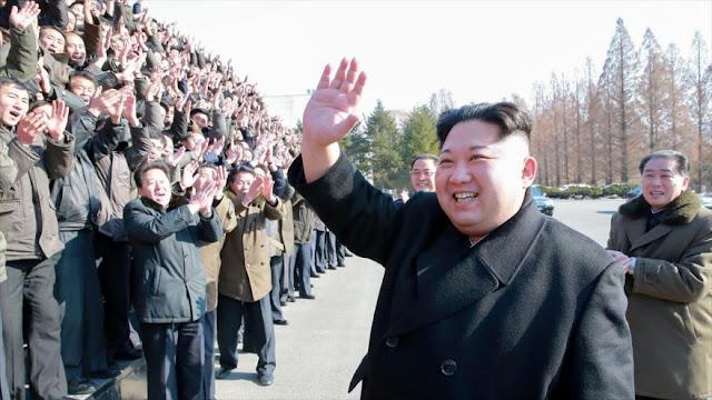 Kim alaba desarrollo de armas nucleares en Academia de Ciencias