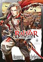 Baltzar: El arte de la guerra #4 - Arechi Manga