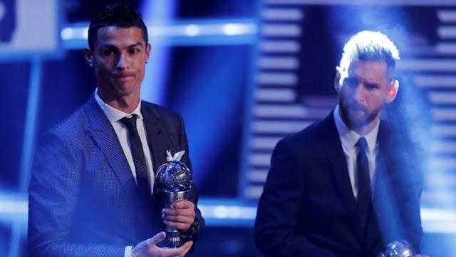 Ronaldo Sebut Siapa Yang Bisa Sekonsisten Saya dan Messi?