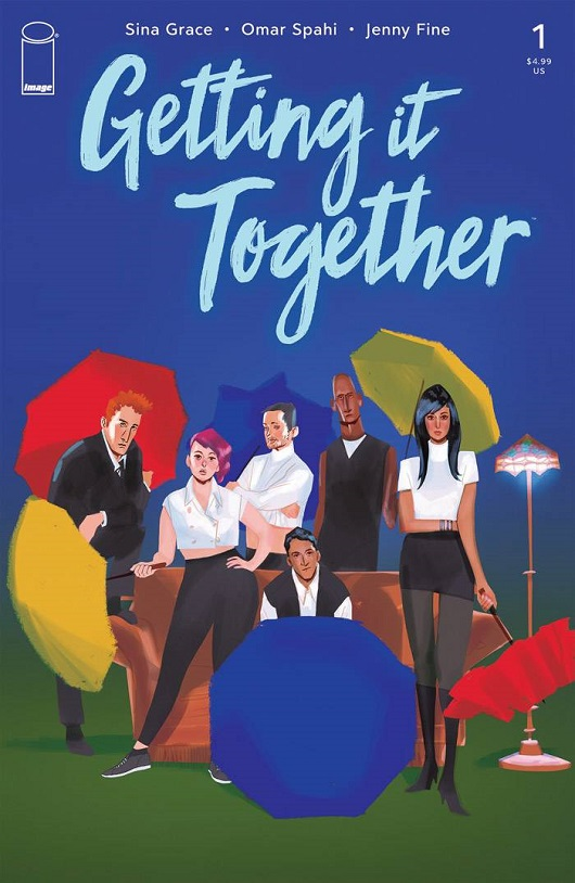 Cover of Getting it Together #1