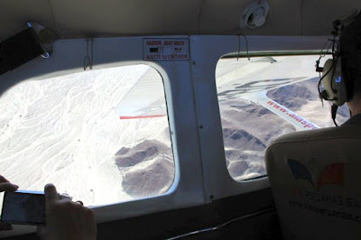 Nazca Lines, Nazca Lines on the Sky, Nazca Lines aeroplane