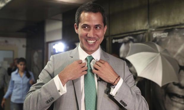 Guaidó dice que Maduro está 'sembrando terror' contra líderes que intentaron expulsarlo