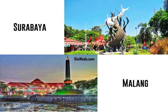 Surabaya - Malang