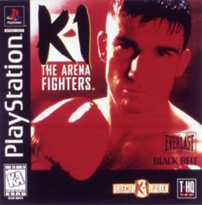 Baixar K-1 – The Arena Fighters – In the Red Corner (1997) PS1