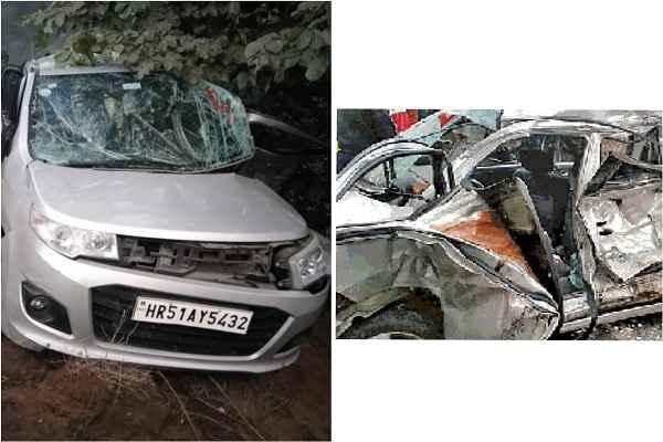 faridabad-car-accident-in-mahender-garh-4-dead-news