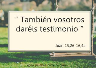 Evangelio del Día Lunes 27 de Mayo - Lectura y Salmo de hoy