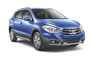 New SX4 S-Coss
