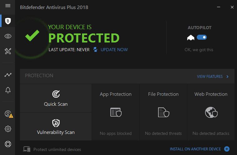 تحميل برنامج  Bitdefender Total Security مجانا مع التفعيل اخر اصدار 2021