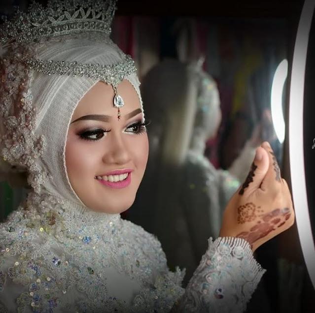 Makeup Pengantin Barbie Karya El Sekar Decoration Situbondo