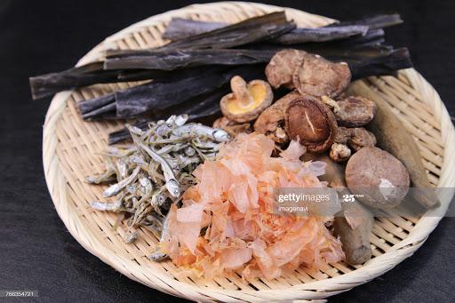 resep kombu dashi jepang umami