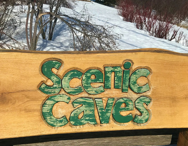 Winter Adventure Scenic Caves