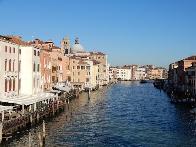 水の都ヴェネツィアぶらり散歩